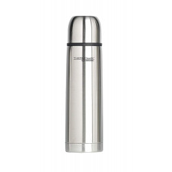 Thermos Light & Compact Beverage Bottle, 500 ml, Silver