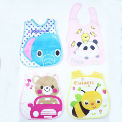 Baby Silicone Bibs, Assorted Models