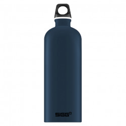 SIGG Water Bottle Traveller Dark Touch 0.6 L