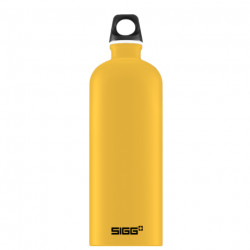SIGG Water Bottle Traveller Mustard Touch 0.6 L