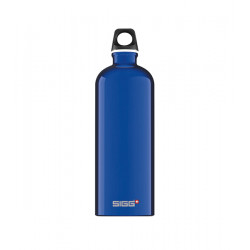SIGG Water Bottle Traveller Dark Blue 0.6 L