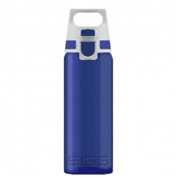 SIGG Water Bottle Total Color Blue 0.6 L