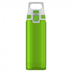 SIGG Water Bottle Total Color Green 0.6 L