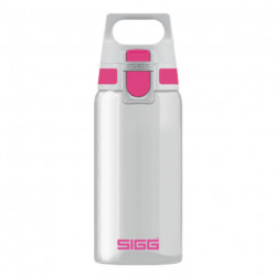 SIGG Water Bottle Total Clear ONE Berry 0.5 L