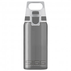SIGG VIVA ONE Anthracite Plastic Water Bottle 0.5 L