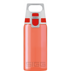 SIGG Water Bottle VIVA ONE Red 0.5 L