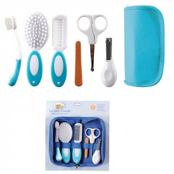 Luvable Friends Grooming Set 6 pieces, Blue