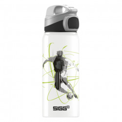 SIGG Water Bottle Miracle Alu Football 0.6 L