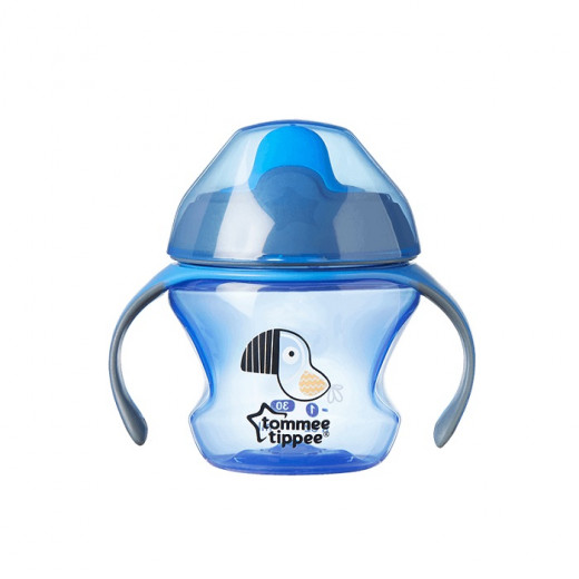 Tommee Tippee - First Trainer Cup / Sippee Cup 150ml (4m+) Blue
