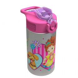 Zak Designs Fancy Nancy 15.5 oz SS Palouse Bottle