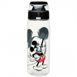 Zak Designs Mickey Sketch 25 oz Tritan Union Bottle