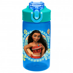 Zak Designs Moana 16 oz PP Park Straw Bottle