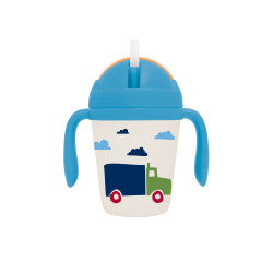 Penny Bamboo Sippy Cup - Big City