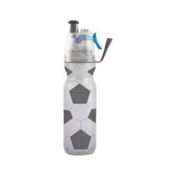 O2COOL Classic Elite Soccer Ball Water Bottle 590 ml