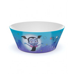 Zak Designs Vampirina 6in Melamine Bowl Grocery