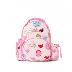 Penny Backpack Medium - Chirpy Bird