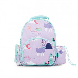 Penny Backpack Medium - Loopy Llama