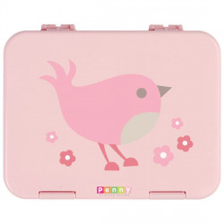 Penny Bento Box Large - Chirpy Birds