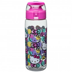 Zak Designs Hello Kitty 25 oz Tritan Union Bottle