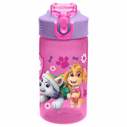 Zak Designs Paw Patrol Girl 16 oz PP Park Straw Bottle