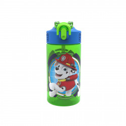 Zak Designs Paw Patrol Boy 16 oz PP Park Straw Bottle