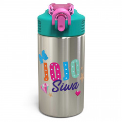 Zak Designs Jojo Siwa 15.5oz SS Palouse Bottle