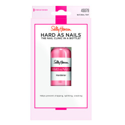 Sally Hansen Treatment, Hard As Nails Natural Tint, 13.3ml
