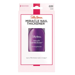 Sally Hansen Miracle Nail Thickener Clear