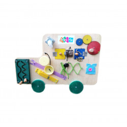 Mini Me Skills: Developed Car Busy Board