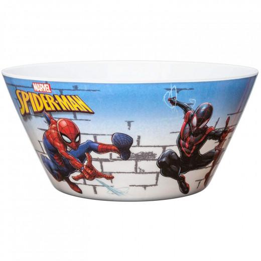 Zak Designs SpiderMan Classic 5.9in Individual Bowl