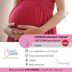 Lamaze Childbirth Education Course ( 6 Weeks )