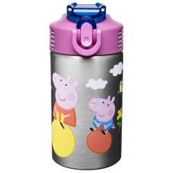 Zak Peppa Pig 15.5 oz Water Bottle
