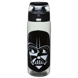 Zak Designs Star Wars Water Bottles, Tritan Darth Vader