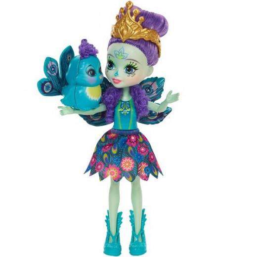 Enchantimals™ Patter Peacock™ Doll