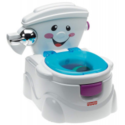 Fisher-Price My Potty Friend, Kids Toilet Training Seat with Sounds