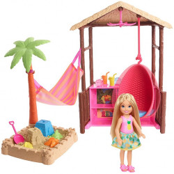 Barbie Tiki Hut