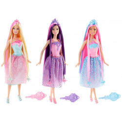 Barbie Endless Hair Kingdom™ Doll Assortment