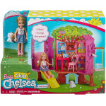 Barbie Chelsea Treehouse  Portable Playset