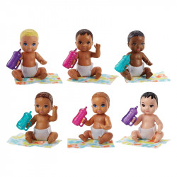 Barbie Skipper Babysitter Inc Doll Baby, Assortment