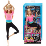 Barbie Endless Moves Doll, Assortment