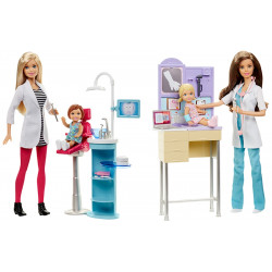 Barbie® Doctor Career Playset, Assortment