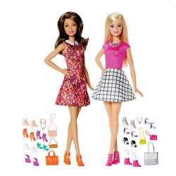 Barbie® Doll and Shoes, Assortment