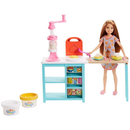 Barbie® Breakfast Playset with Stacie™ Doll