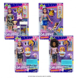 Barbie Set Care Series Child Care, Assortment