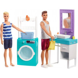 Barbie Ken with Furniture, Assortment