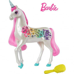 Barbie™ Dreamtopia Brush 'n Sparkle Unicorn