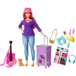 Barbie® Travel Daisy Doll