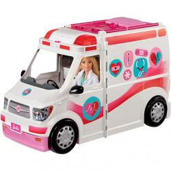 Barbie® Care Clinic Vehicle