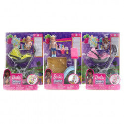 Barbie Skyper Baby Setter Doll, Assortment