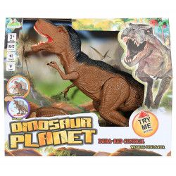 Dinosaur Planet Remote Controlled RC Battery Operated Toy T-Rex Figure